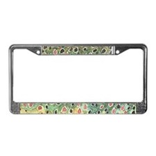 Brown Trout License Plate Frame