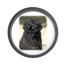 Portuguese Water Dog 9R016D-151 Wall Clock