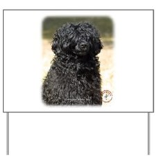 Portuguese Water Dog 9R016D-151 Yard Sign