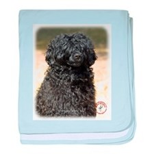 Portuguese Water Dog 9R016D-151 baby blanket
