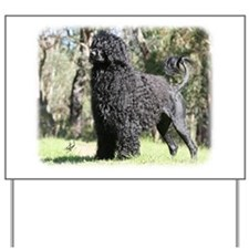Portuguese Water Dog 9Y510D-008 Yard Sign