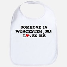 Someone in Worcester Bib