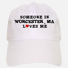 Someone in Worcester Cap