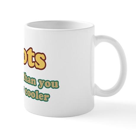 Pilots no better than you jus Mug