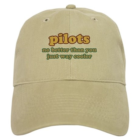 Pilots no better than you jus Cap