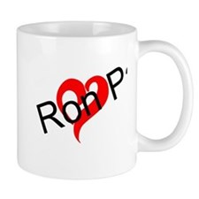 (heart) Ron Paul Mug