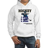 Hockey Hooded Sweatshirts