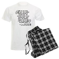Lazarus Liberty Quote Pajamas