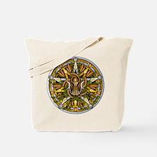 Lammas/Lughnasadh Pentacle Tote Bag