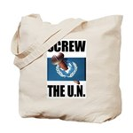 Screw the UN Tote Bag
