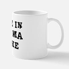 Someone in Lowell Mug