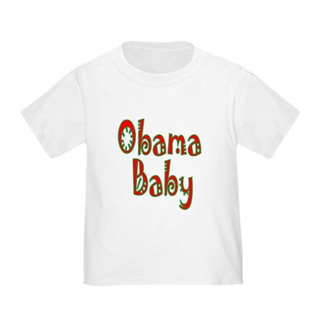 Obama Baby Toddler T-Shirt