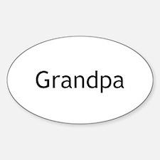 Grandpa Decal