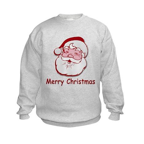 Merry Christmas Kids Sweatshirt
