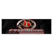 STI Bumper Sticker 1