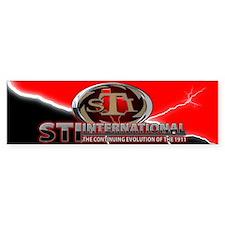 STI Bumper Sticker 2