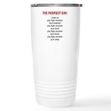 Perfect FS Day Thermos Mug