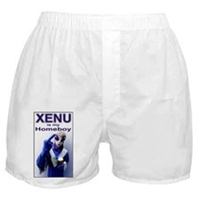 XENU is my HOMEBOY Boxer Shorts