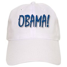 Obama (zepher) Baseball Cap