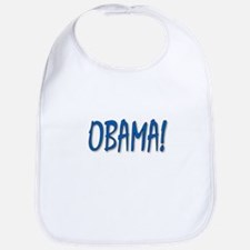 Obama (zepher) Bib