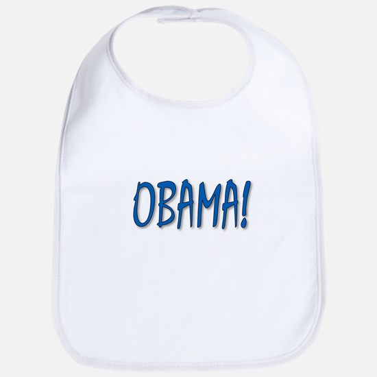 Obama (zepher) Bib