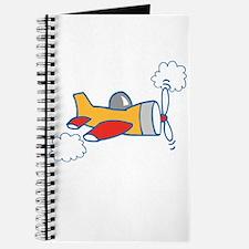 Big Airplane Journal