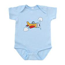 Big Airplane Infant Bodysuit
