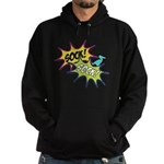 Double Rainbow all the way! Hoodie (dark)
