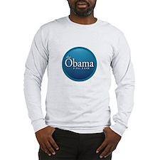 Obama Factor Long Sleeve T-Shirt