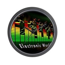 Unique Electronic Wall Clock