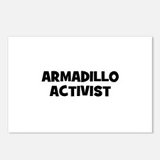 Armadillo Activist Postcards (Package of 8)