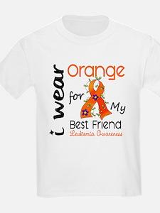 I Wear Orange 43 Leukemia T-Shirt