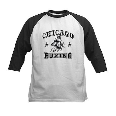 Chicago Boxing Kids Baseball Jersey