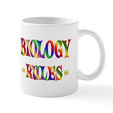 Biology Rules Mug
