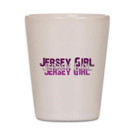 Jersy Girl Shot Glass