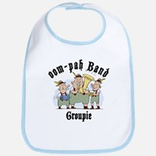 Oktoberfest oom-pah Band Groupie Bib