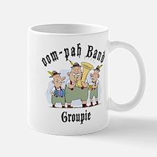 Oktoberfest oom-pah Band Groupie Mug