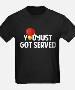 Got served - Table Tennis T