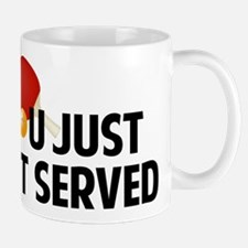 Got served - Table Tennis Mug
