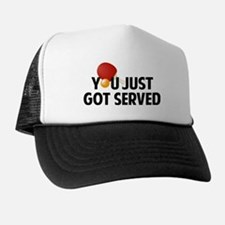 Got served - Table Tennis Trucker Hat