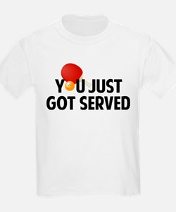 Got served - Table Tennis T-Shirt