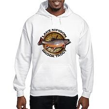 Hooded Brook Trout Sweatshirt