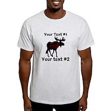 customize Moose T-Shirt