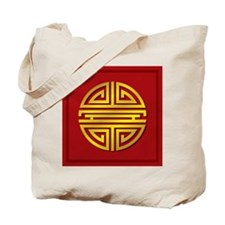 Chinese Longevity Sign Tote Bag