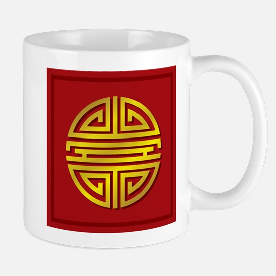 Chinese Longevity Sign Mug