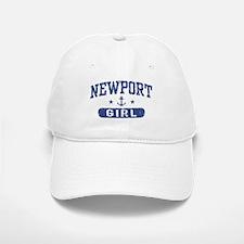 Newport Girl Baseball Baseball Cap