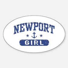 Newport Girl Decal