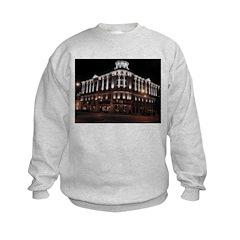 Warsaw At Night Sweatshirt