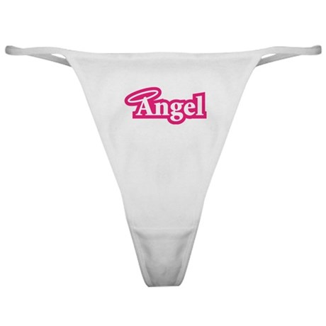 Angel Halo Classic Thong
