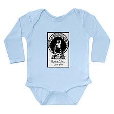 Cute Calico Long Sleeve Infant Bodysuit
